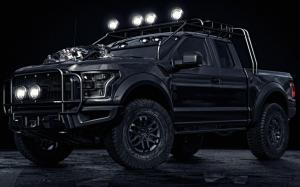 Ford F-150 Raptor Concept by Alberto Luque Marta 2019 года