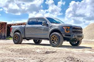 2019 Ford F-150 Raptor on Forgiato Wheels (FLOW Terra 002)
