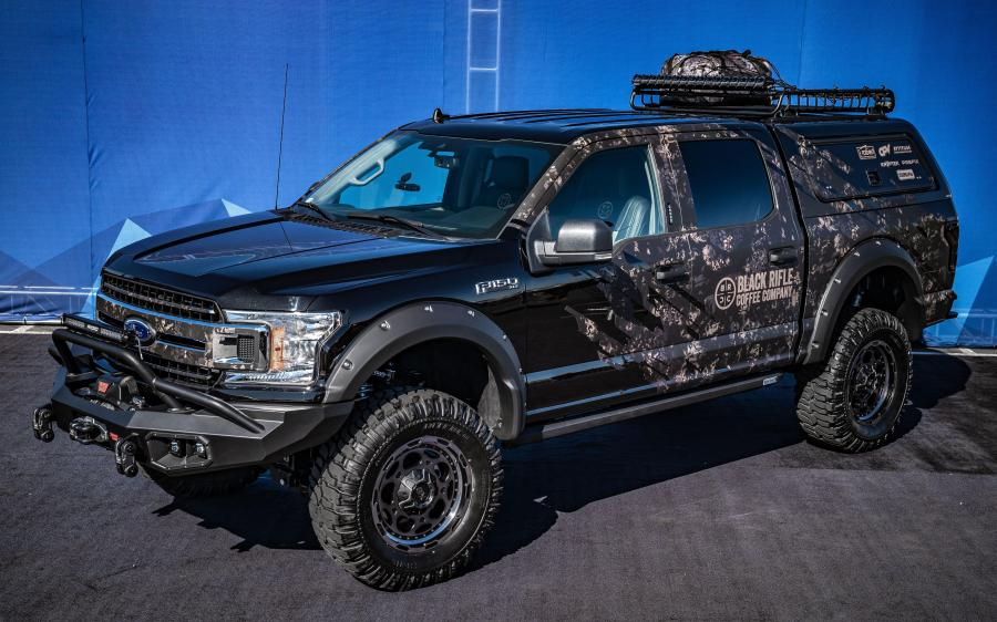 2019 Ford F-150 XLT SuperCrew FX4 by J Robert Marketing & Attitude Performance