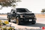 Ford F-150 XLT SuperCrew by EVS Motors on Vossen Wheels (HF6-2) 2019 года