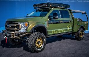 Ford F-250 Super Duty Crew Cab XLT Baja Forged by LGE-CTS Motorsports 2019 года