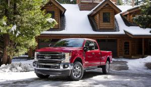 2019 Ford F-250 Super Duty King Ranch Crew Cab