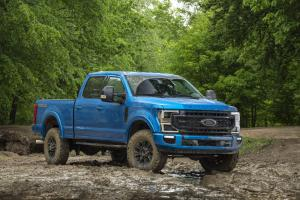 Ford F-250 Super Duty Tremor Off-Road Package 2019 года