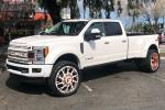 Ford F-250 Super Duty XLT FX4 Crew Cab on Forgiato Wheels (Sincro-D) 2019 года