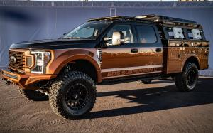 2019 Ford F-350 Super Duty Crew Cab XLT by BDS Suspension