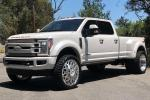 Ford F-450 Super Duty Crew Cab on Forgiato Wheels (Grano-DURO) 2019 года