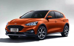 2019 Ford Focus Active (CN)