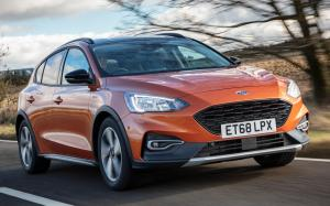 2019 Ford Focus Active (UK)