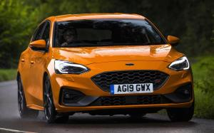 Ford Focus ST (UK) '2019