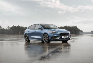 Ford Focus ST 2019 года