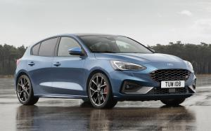 Ford Focus ST (WW) '2019
