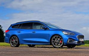 Ford Focus ST Estate (UK) '2019
