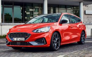 Ford Focus ST Estate (WW) '2019