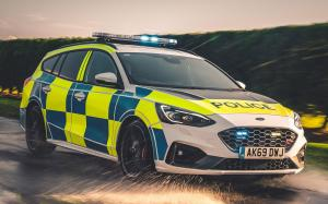 Ford Focus ST Estate Police (UK) '2019