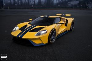 2019 Ford GT on PUR Wheels (RS10)