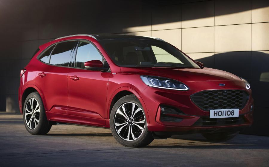 2019 Ford Kuga Plug-in Hybrid ST-Line (WW)