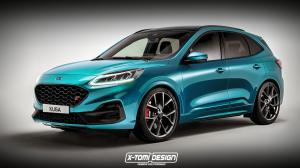 2019 Ford Kuga ST by X-Tomi Design