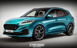 Ford Kuga ST by X-Tomi Design