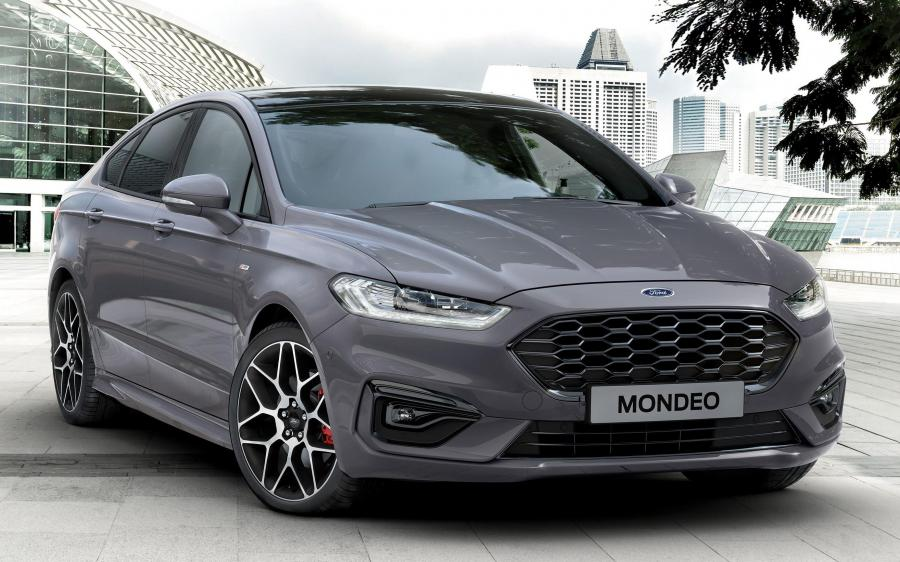 2019 Ford Mondeo Hatchback ST-Line (WW)