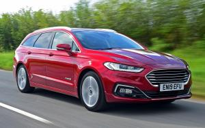 2019 Ford Mondeo Hybrid Estate