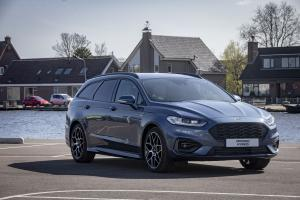 2019 Ford Mondeo Hybrid Turnier ST-Line (Chrome Blue)