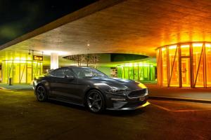 2019 Ford Mustang Bullitt by O.CT Tuning