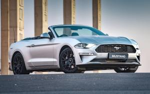 Ford Mustang EcoBoost Convertible 2019 года (ZA)