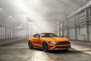 Ford Mustang EcoBoost High Performance Package 2019 года