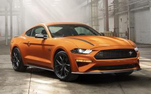 Ford Mustang EcoBoost High Performance Package 2019 года (NA)