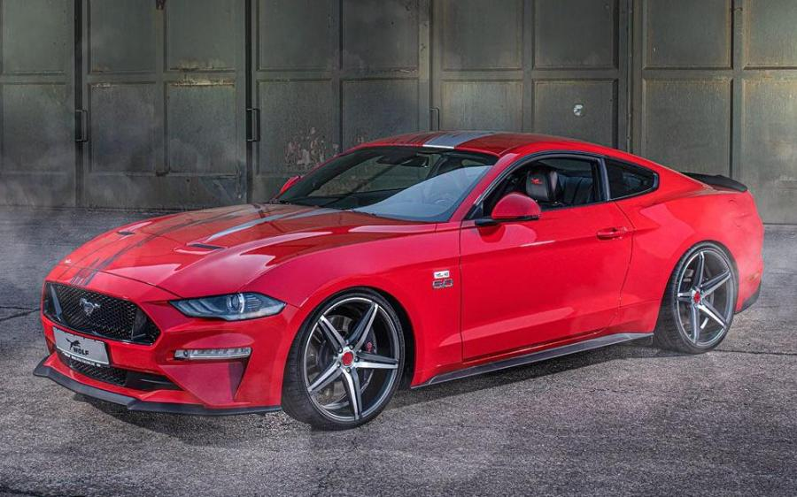 2019 Ford Mustang GT Kompressor One of 7 by Wolf Racing