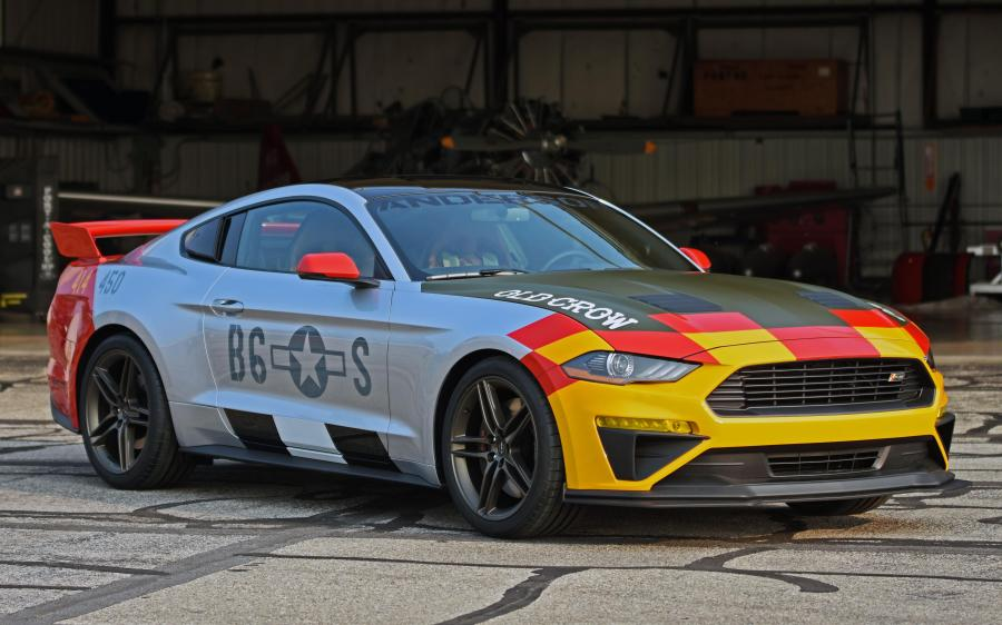 2019 Ford Mustang GT Old Crow by Roush