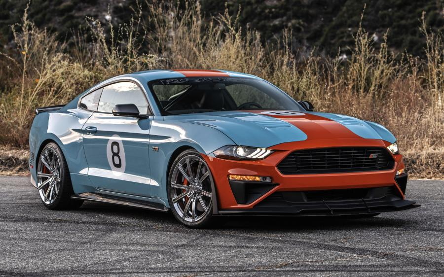 2019 Ford Mustang Kawasaki Edition Stage 3 by Roush
