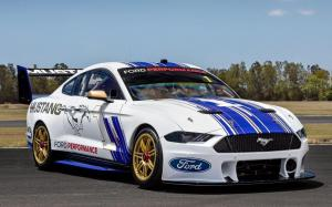 Ford Mustang Supercar Racer