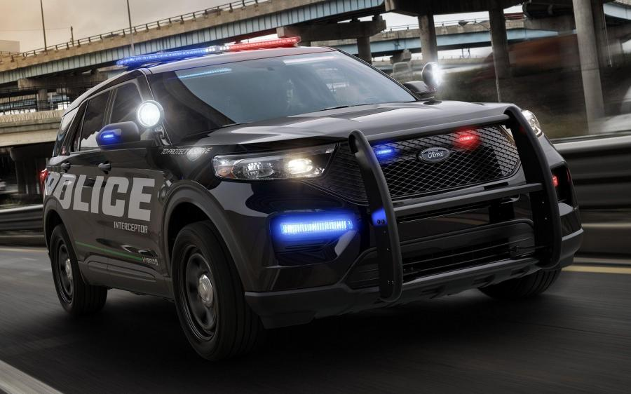 2019 Ford Police Interceptor Utility