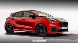 2019 Ford Puma ST by X-Tomi Design