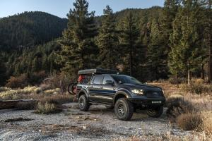 2019 Ford Ranger Attainable Adventure by Hellwig Suspension Products