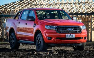 Ford Ranger Double Cab Sport Edition 2019 года (AU)