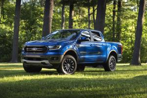 2019 Ford Ranger FX2 SuperCrew