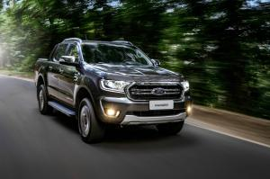 2019 Ford Ranger Limited Double Cab