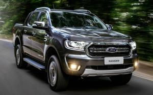 Ford Ranger Limited Double Cab 2019 года (LA)