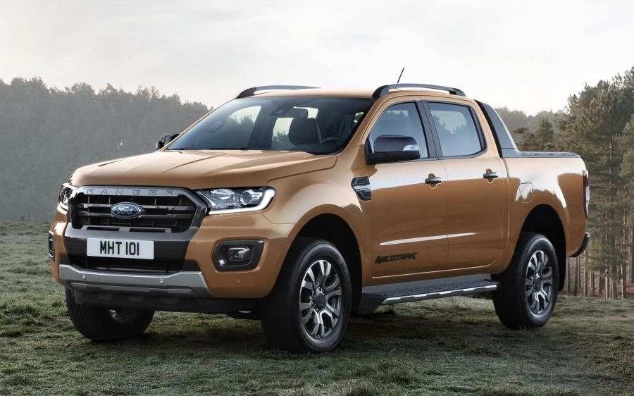 2019 Ford Ranger Wildtrak (EU)