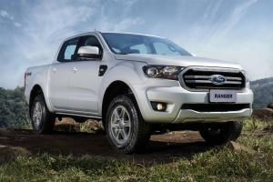 2019 Ford Ranger XLS Double Cab