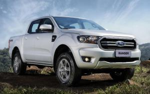 Ford Ranger XLS Double Cab 2019 года (LA)