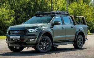 Ford Ranger XLT 4x4 SuperCrew Military Demonstrator by Ricardo 2019 года