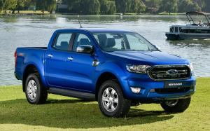 Ford Ranger XLT Double Cab 2019 года (ZA)