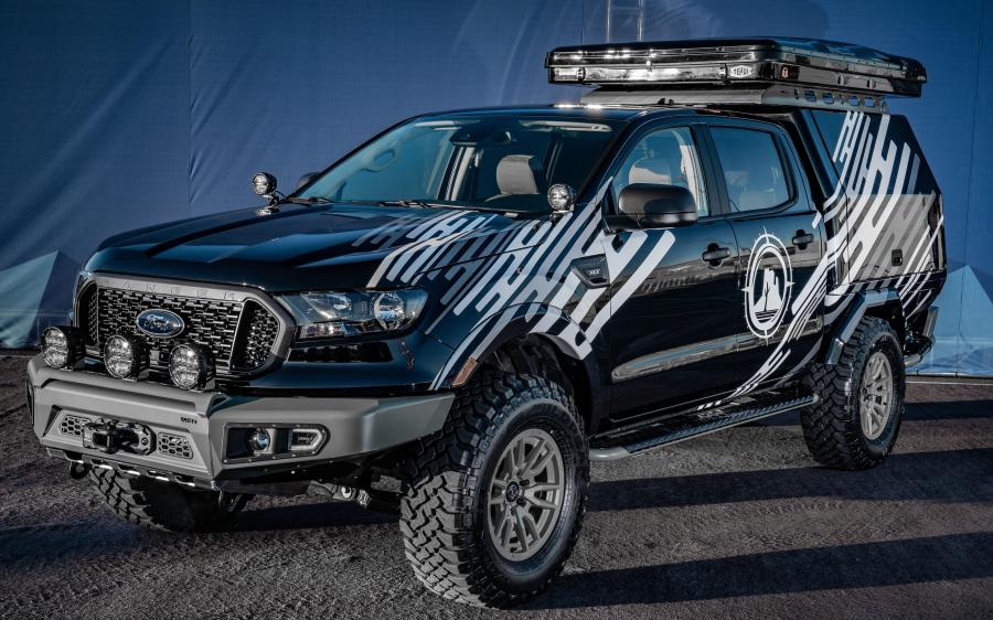 Ford Ranger by Advanced Accessory Concepts '2019