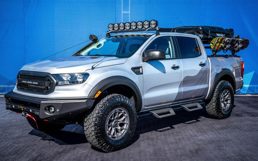Ford Ranger by RTR Rambler '2019