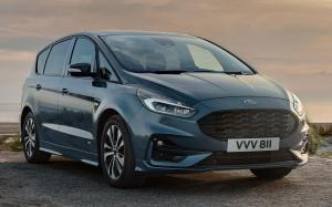 Ford S-Max ST-Line 2019 года (WW)