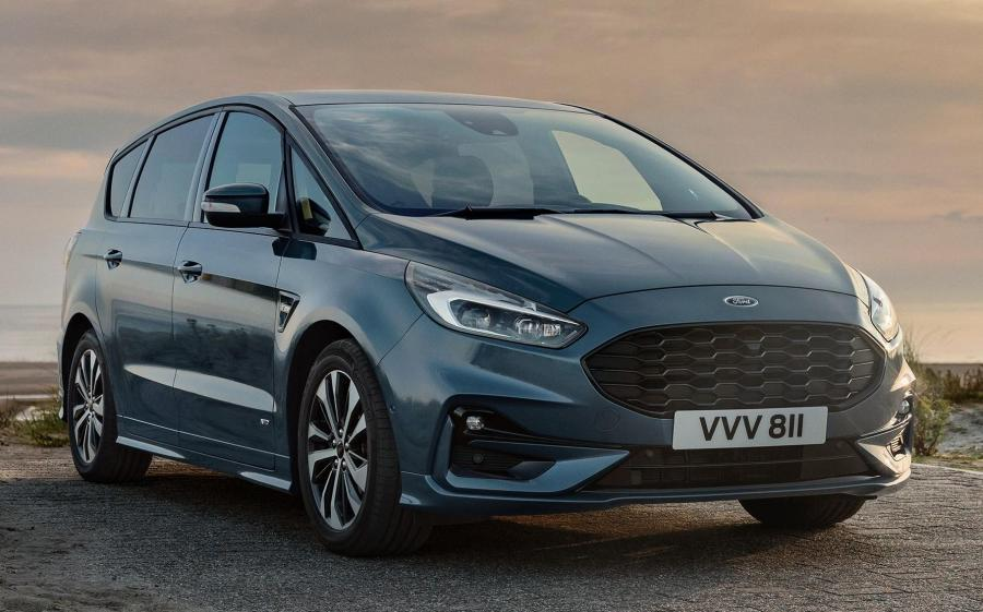 Ford S-Max ST-Line (WW) '2019