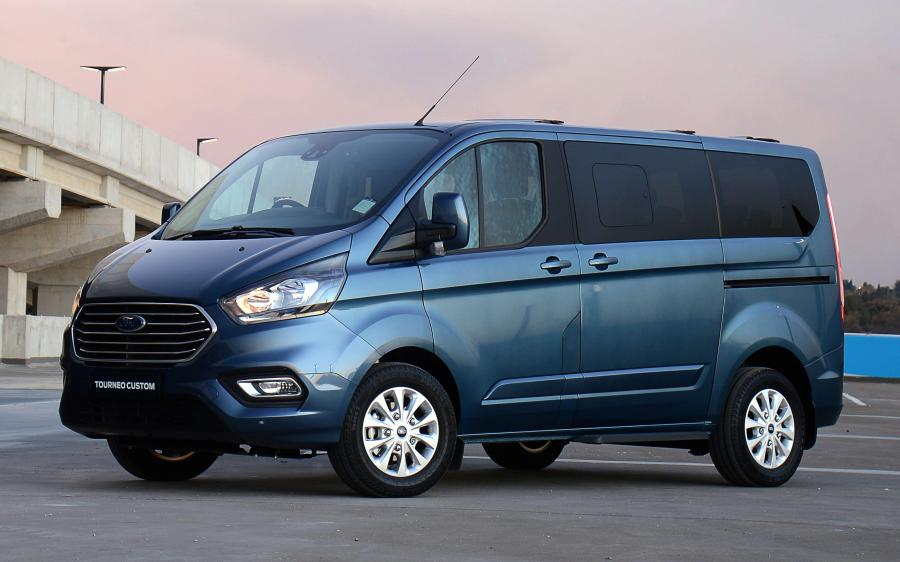 Ford Tourneo Custom Limited (ZA) '2019